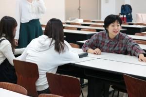 10/3(火)1年生コーナーロケ