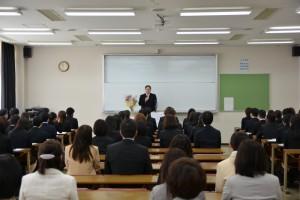 4/2(月)入学式